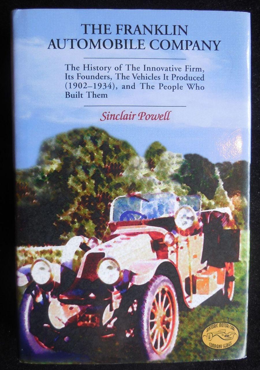 FRANKLIN AUTOMOBILE COMPANY, by Sinclair Powell - 1999