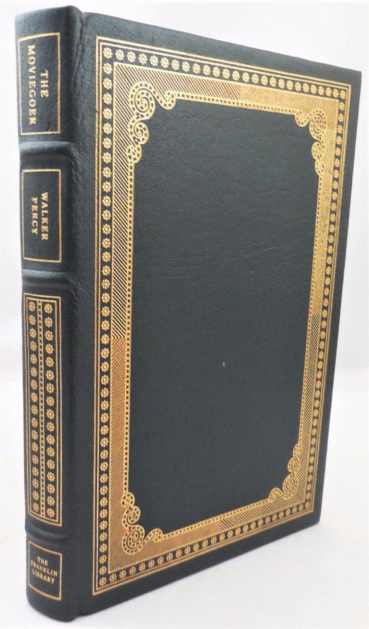 THE MOVIEGOER, by Walker Percy - 1980 [Signed, Ltd Ed]