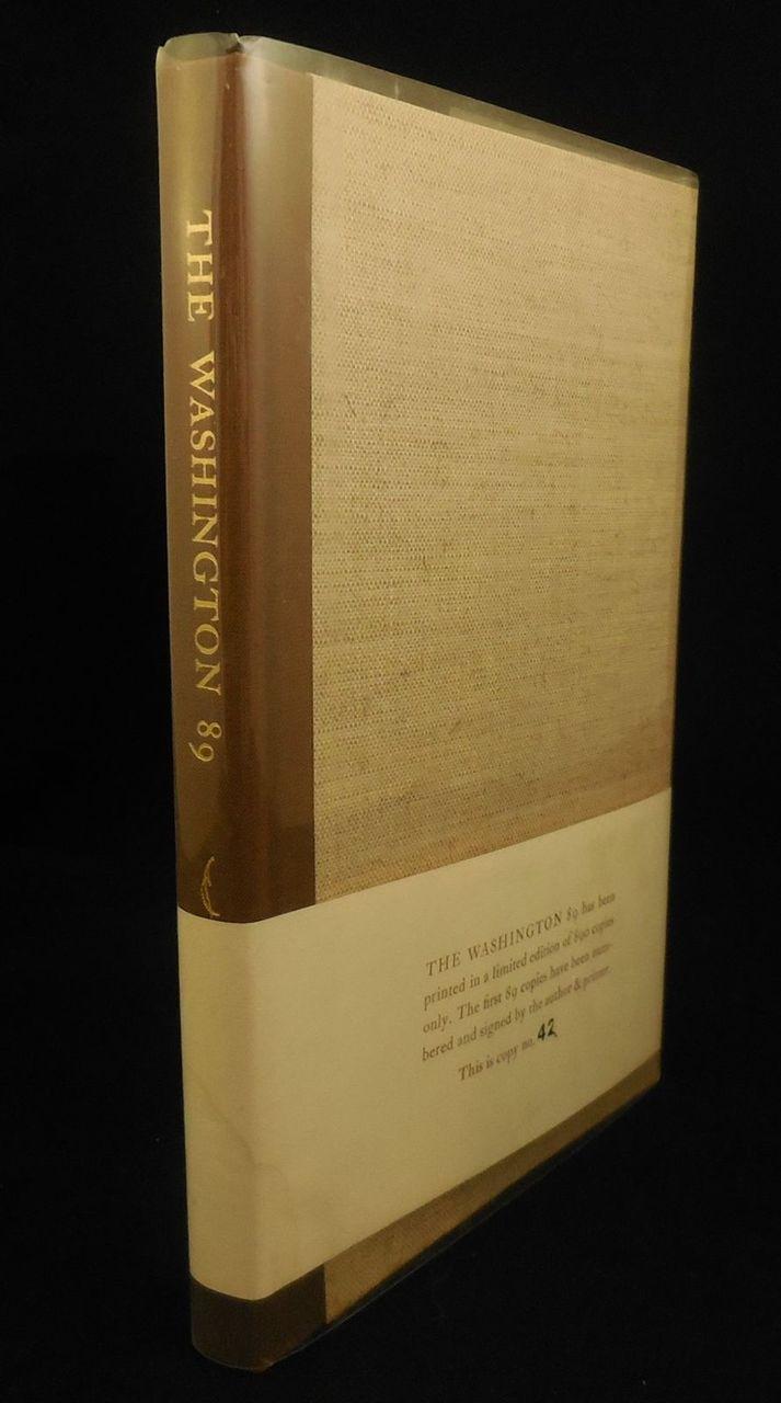 THE WASHINGTON 89, George H. Tweney - 1989 [42/89 Signed]