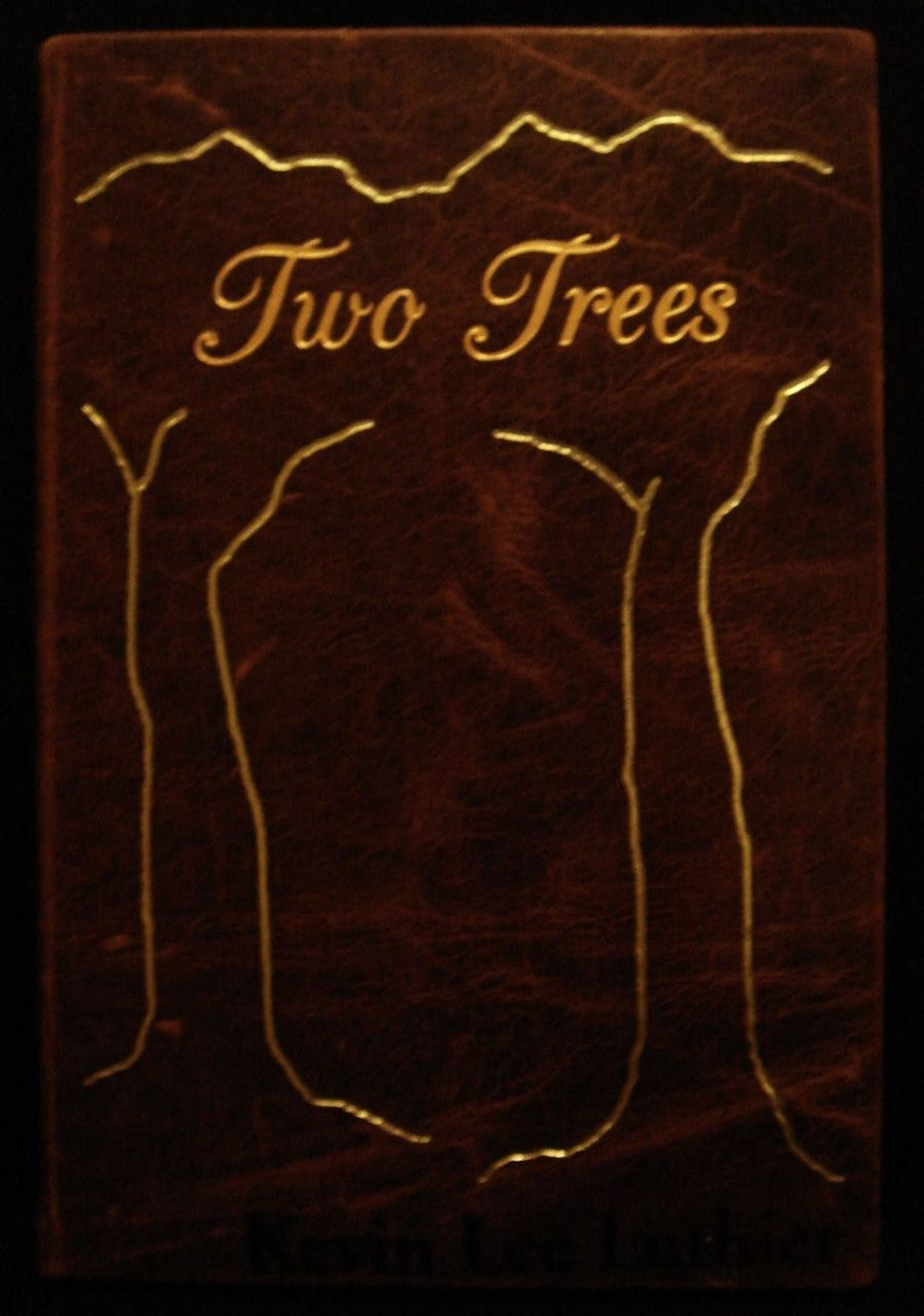TWO TREES, by Kevin Lee Luthier [fine binding]