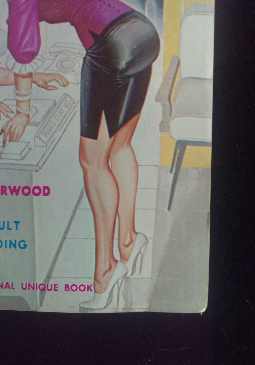 WORTH TRYING, by Paula Sherwood - 1966 [1st Ed] pulp fiction erotica