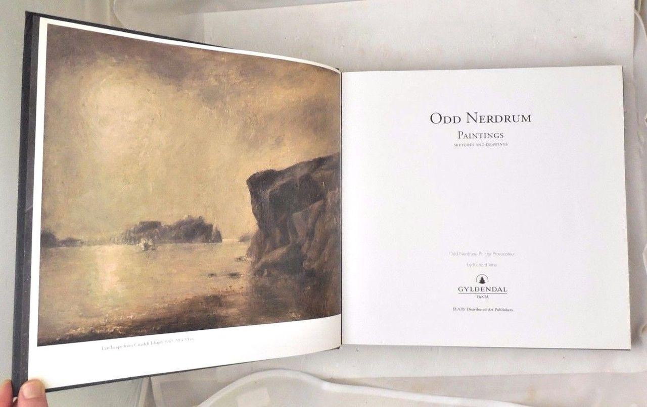 ODD NERDRUM, by Richard Vine - 2001 [1st Ed]