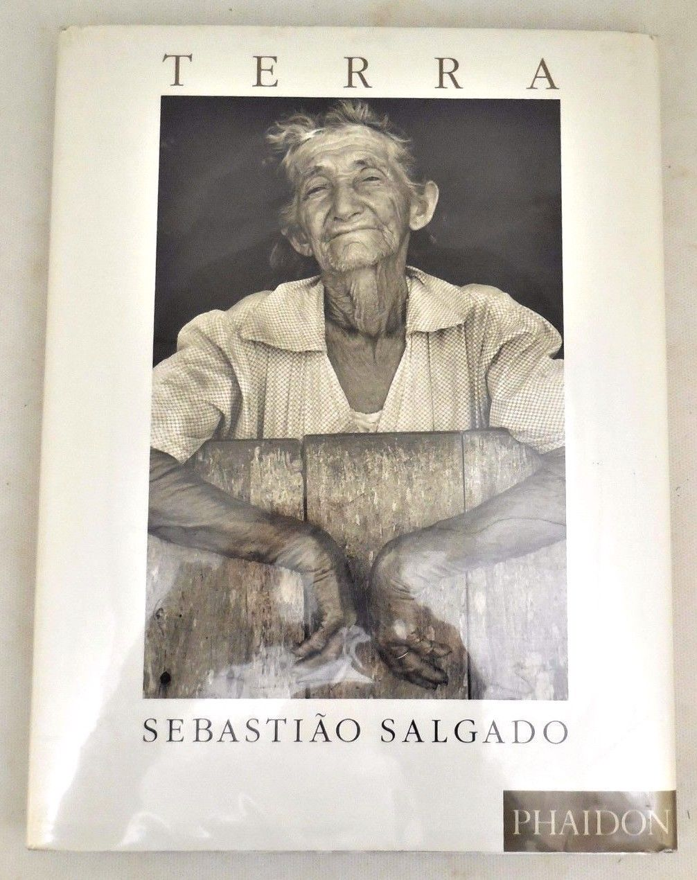 TERRA: STRUGGLE OF THE LANDLESS Sebastiao Salgado 1997 Signed 1st Ed photography