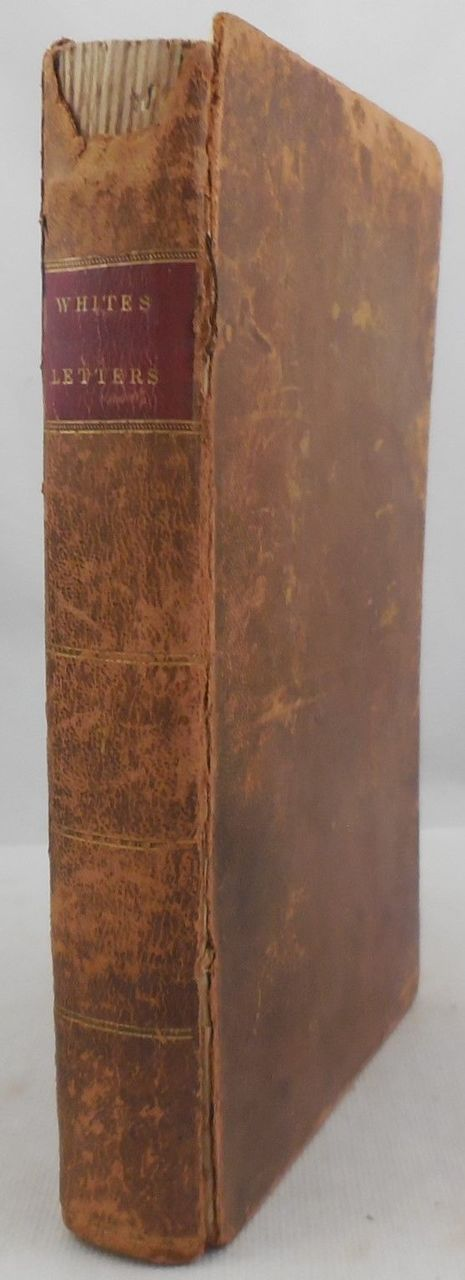 LETTERS OF ENGLAND: COMPRISING DESCRIPTIVE SCENES WITH REMARKS ON THE STATE OF SOCIETY..., by Joshua E. White - 1816 [Vol I]