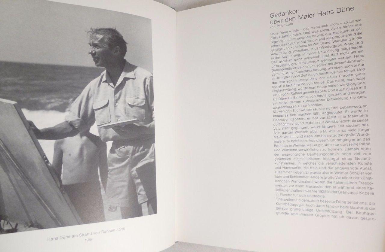 HANS DUNE, by Hans Dune - 1987