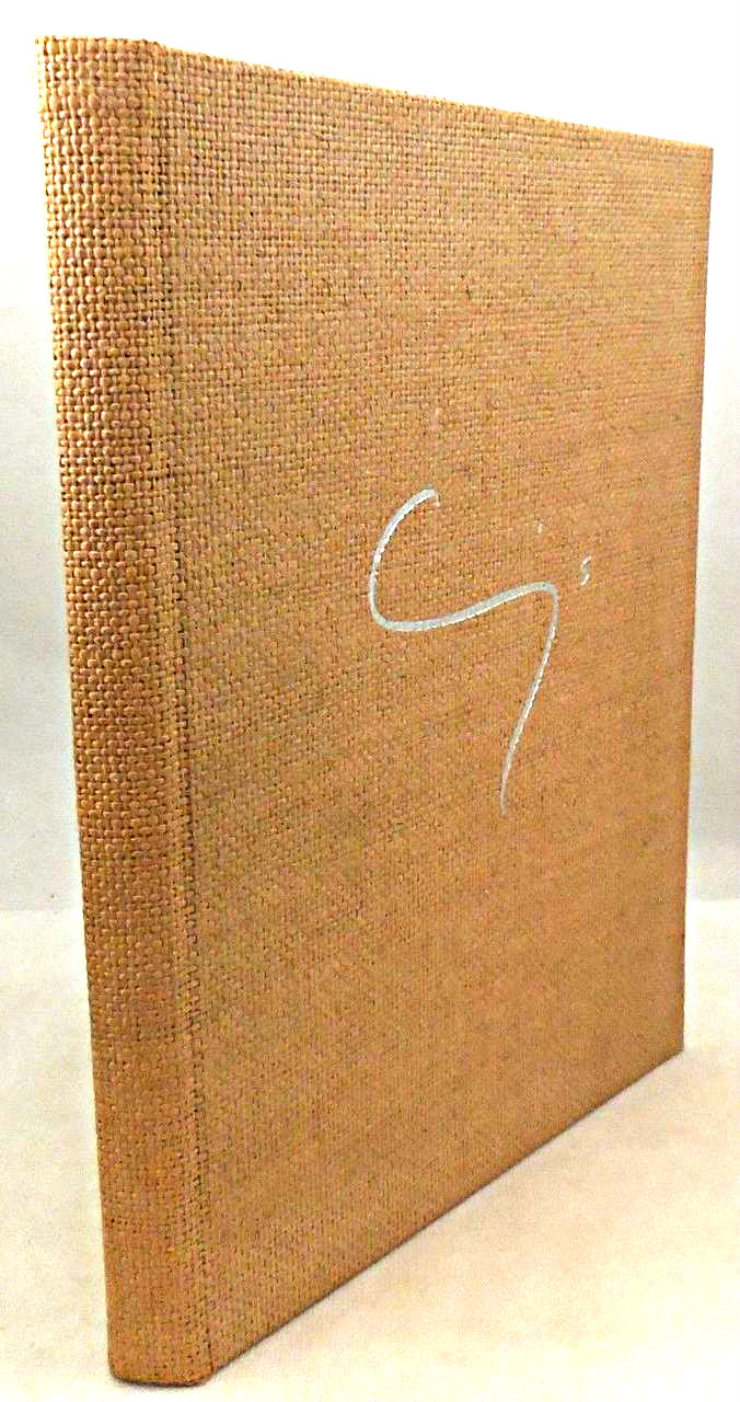 CIOPW, by E.E. Cummings - 1931 [Signed, 211/391]