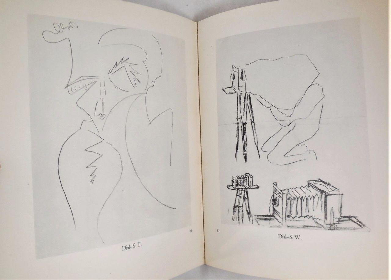 CIOPW, by E.E. Cummings - 1931 [Signed, 211/391]
