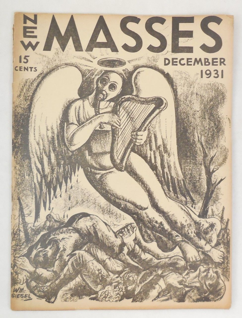 NEW MASSES DECEMBER 1931 Vol. 7 No. 7