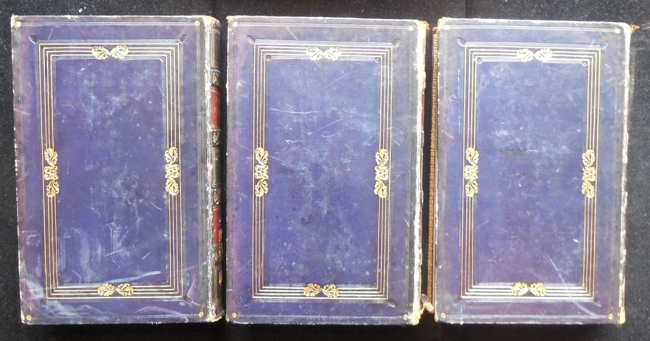 THE POETICAL WORKS OF JOHN MILTON, ed by Henry James Todd - 1826 [6 Vol]
