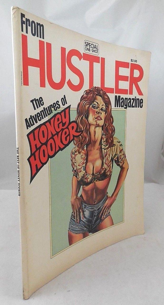 THE ADVENTURES OF HONEY HOOKER, illus by James McQuade - 1977 [Hustler Special Ed]