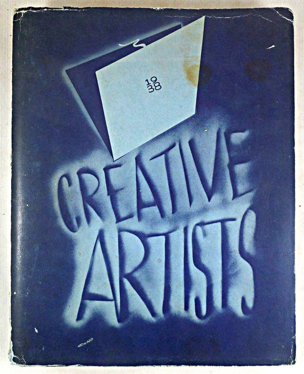 CREATIVE ARTISTS, by Sackett & Wilhelms Lithographing Corp  - 1938