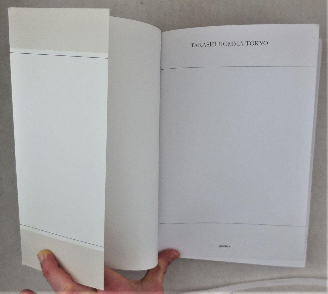 TOKYO, by Takashi Homma - 2008 [1st Ed]