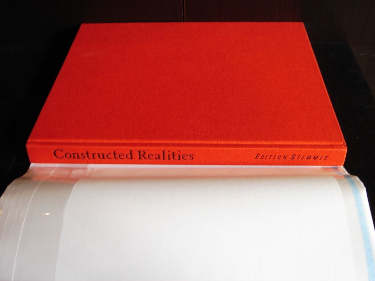 CONSTRUCTED REALITIES, by Michael Kohler - 1995