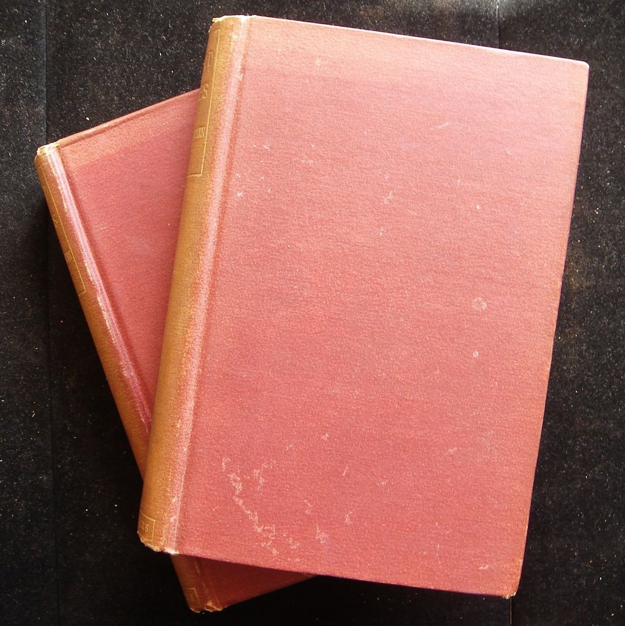 WEIRD TALES, Vol 1 & 2, by E.T.W. Hoffmann - 1885 [1st Ed]
