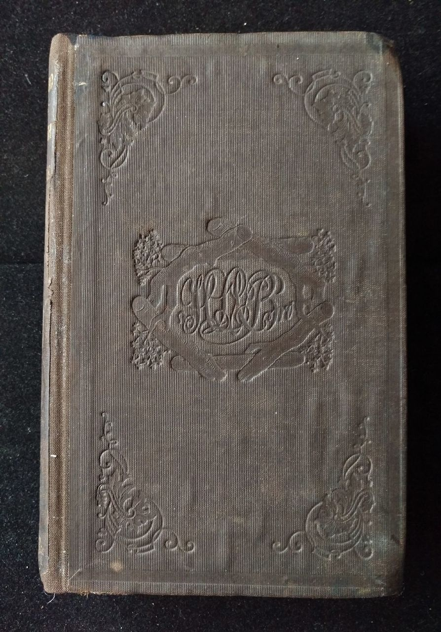 NORTHWOOD: LIFE NORTH & SOUTH, by Sarah Josepha Hale - 1852