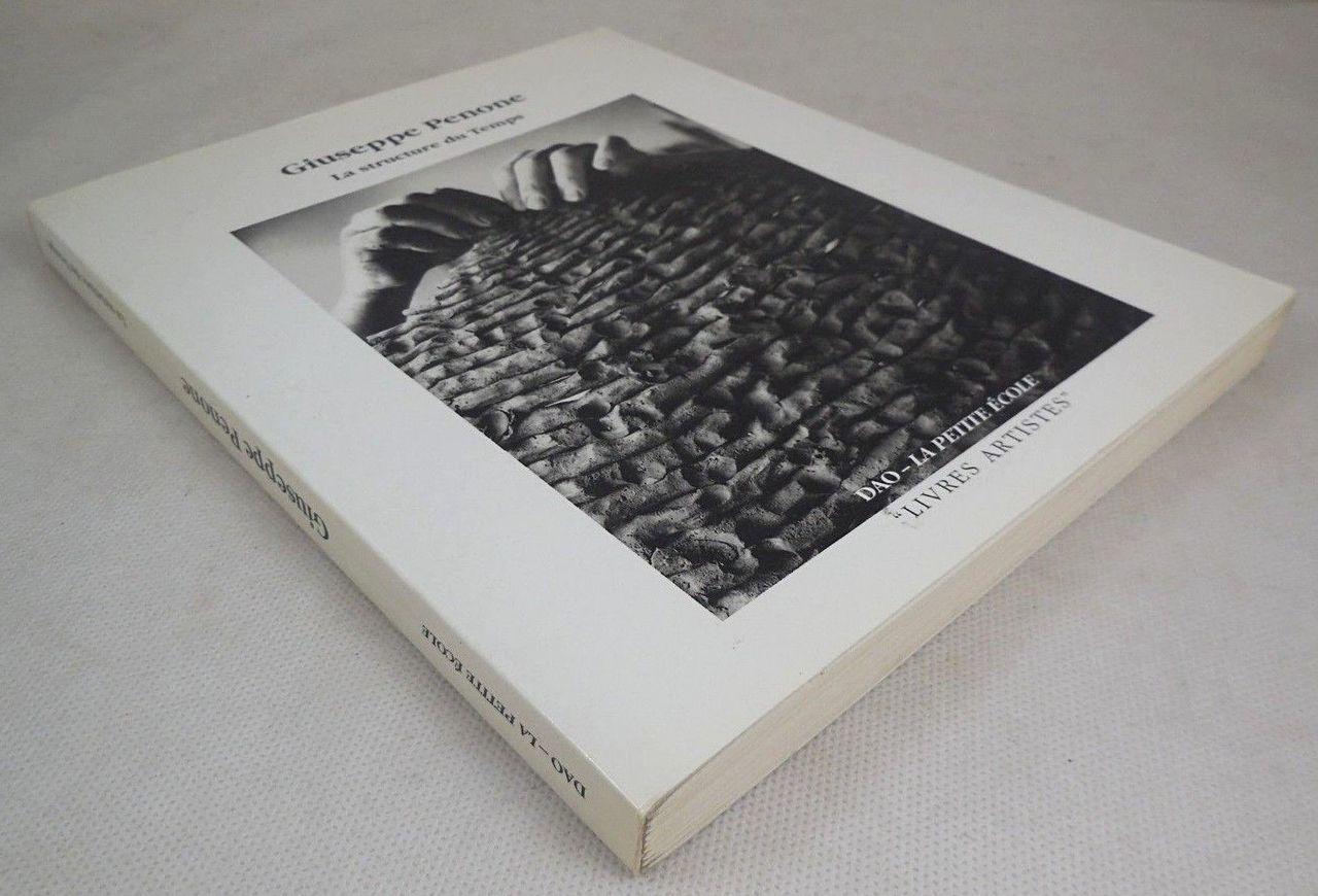 LA STRUCTURE DU TEMPS, by Giuseppe Penone -1994