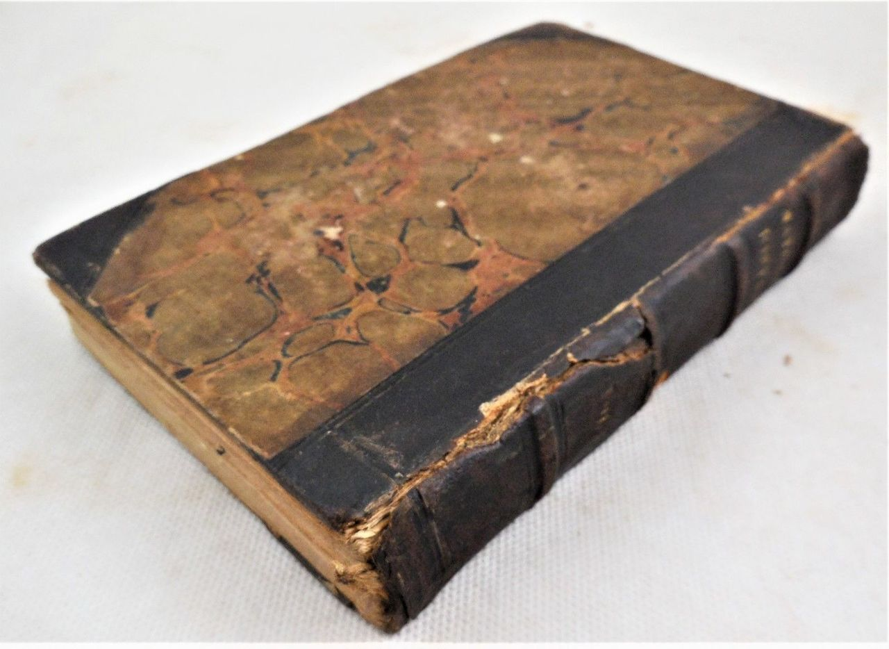 MISCELLANY OF NATURAL HISTORY: Vol.1-PARROTS - 1833 [1st Ed]