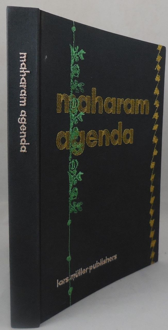 MAHARAM AGENDA, by Michael Maharam - 2011