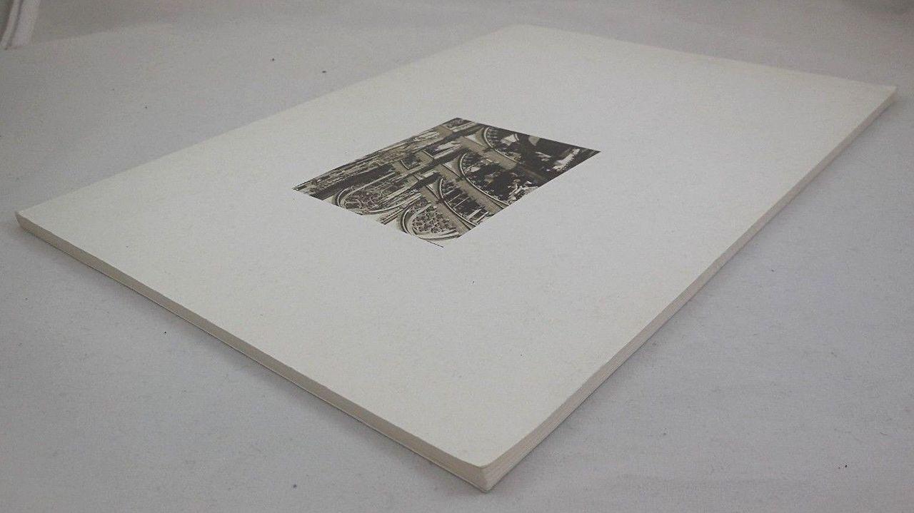 VILEM KRIZ: FOTOGRAFIE Z OBDOBI (1937-1992) - 1992 [1st Ed]