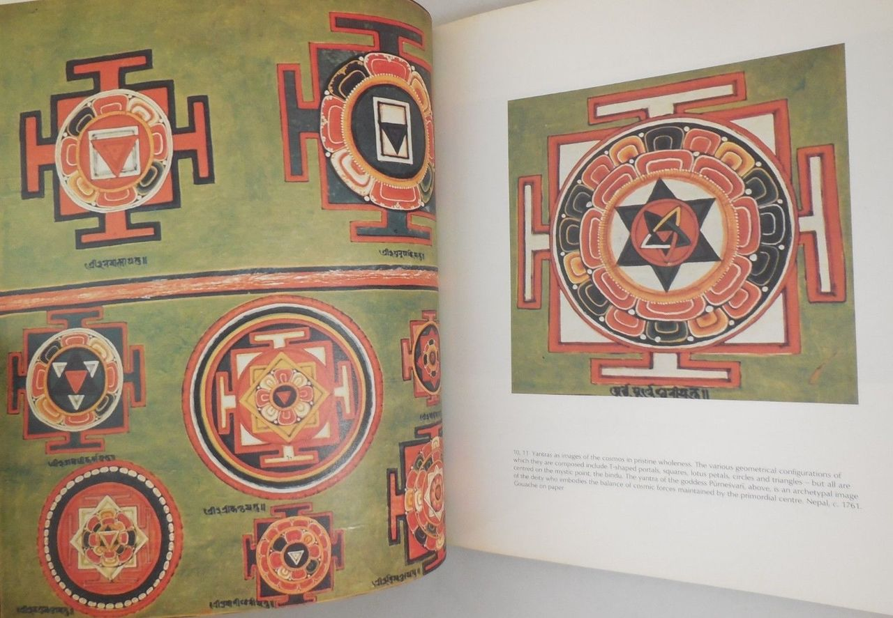 YANTRA: THE TANTRIC SYMBOL OF COSMIC UNITY, by Madhu Khanna - 1979