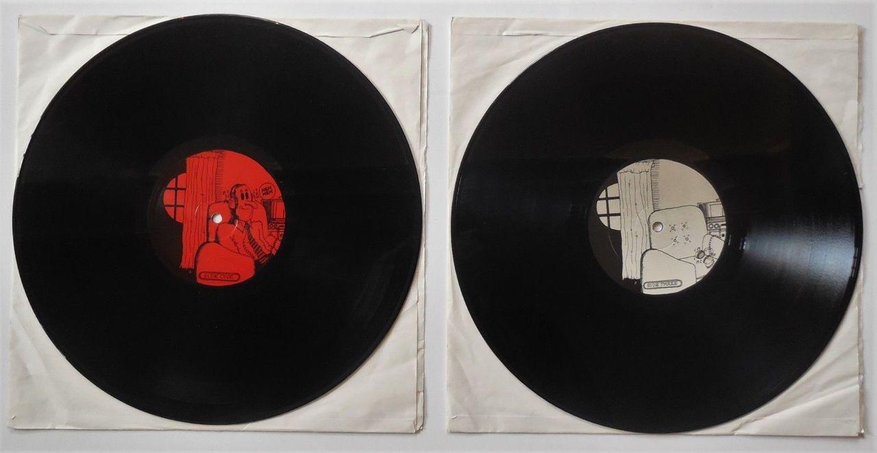LP: The Ramones, on SHOCK TREATMENT [Ltd Ed Double]