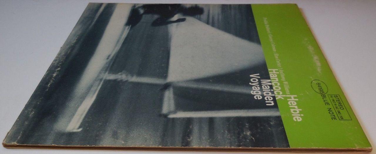LP: Herbie Hancock on MAIDEN VOYAGE - 1966