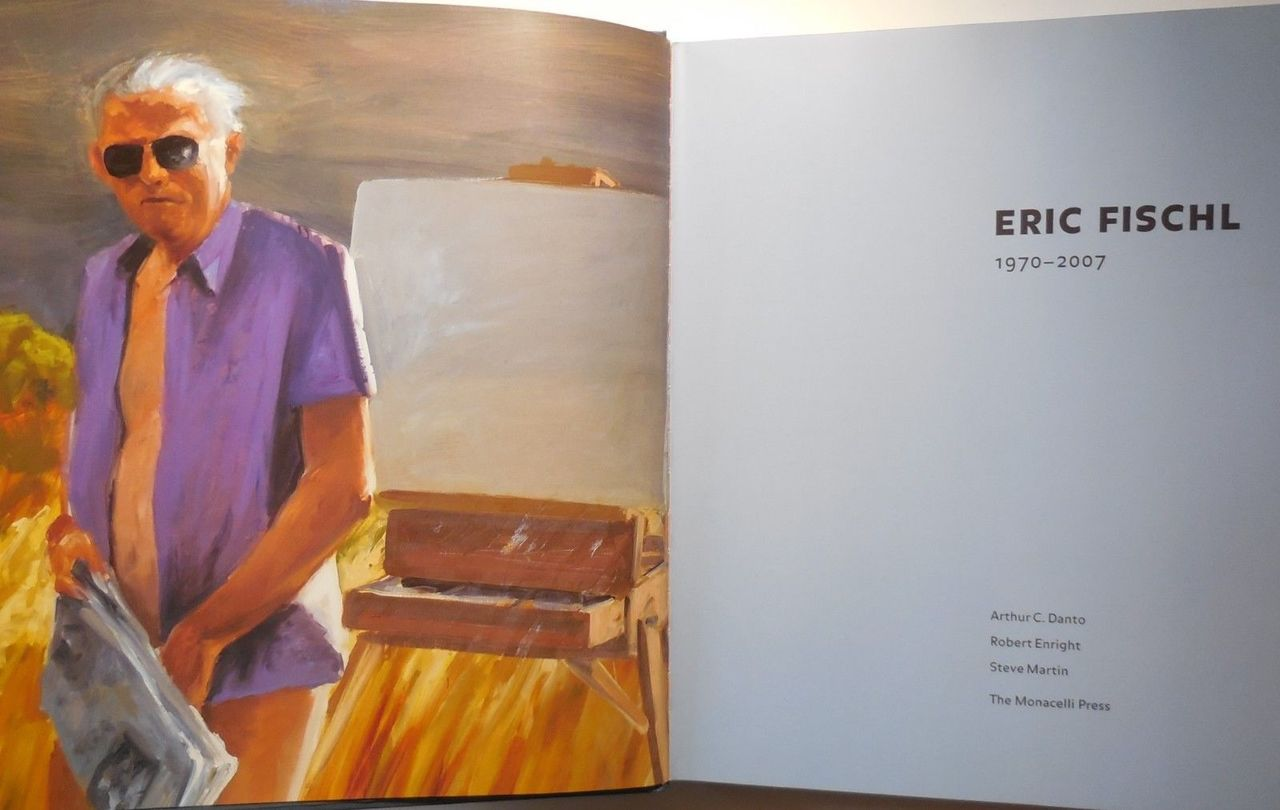 ERIC FISCHL 1970-2007, by various - 2008