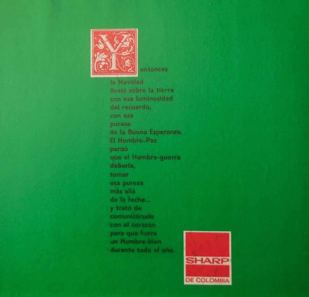 LP: SONIDO PURO DE LA VIDA - Compilation [1970s]