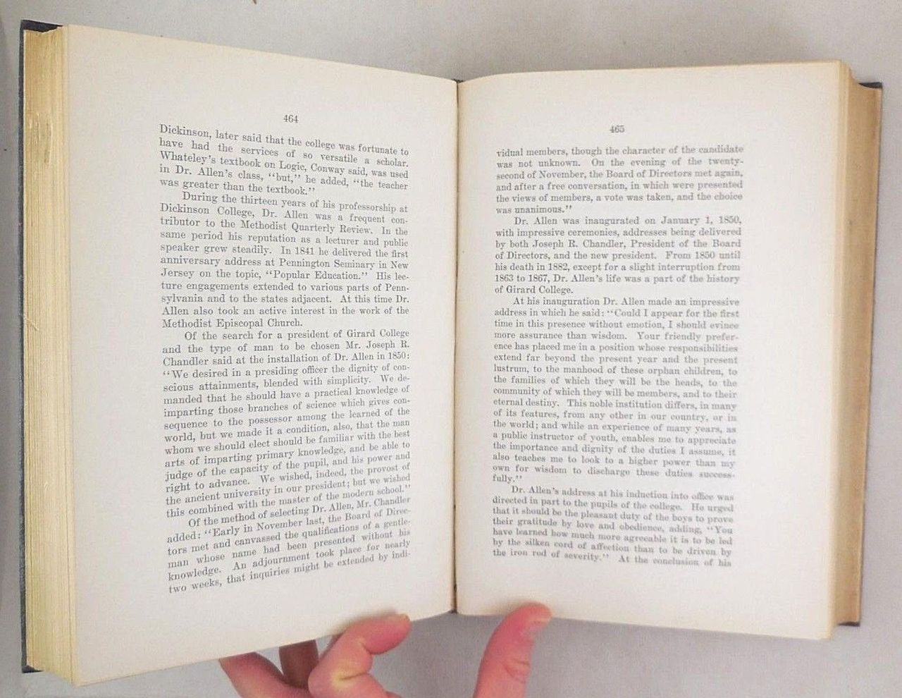 MEMOIRS OF LODGE No.51, F. & A.M. OF PENNSYLVANIA, by James McMullan - 1941 [Ltd Ed/300]