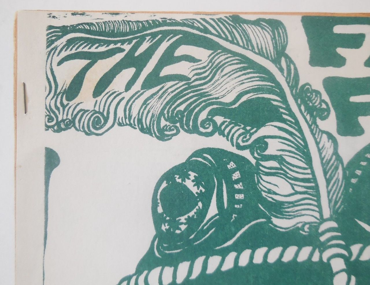 THE FAT FROG, by D.A. Levy and others - c.1967