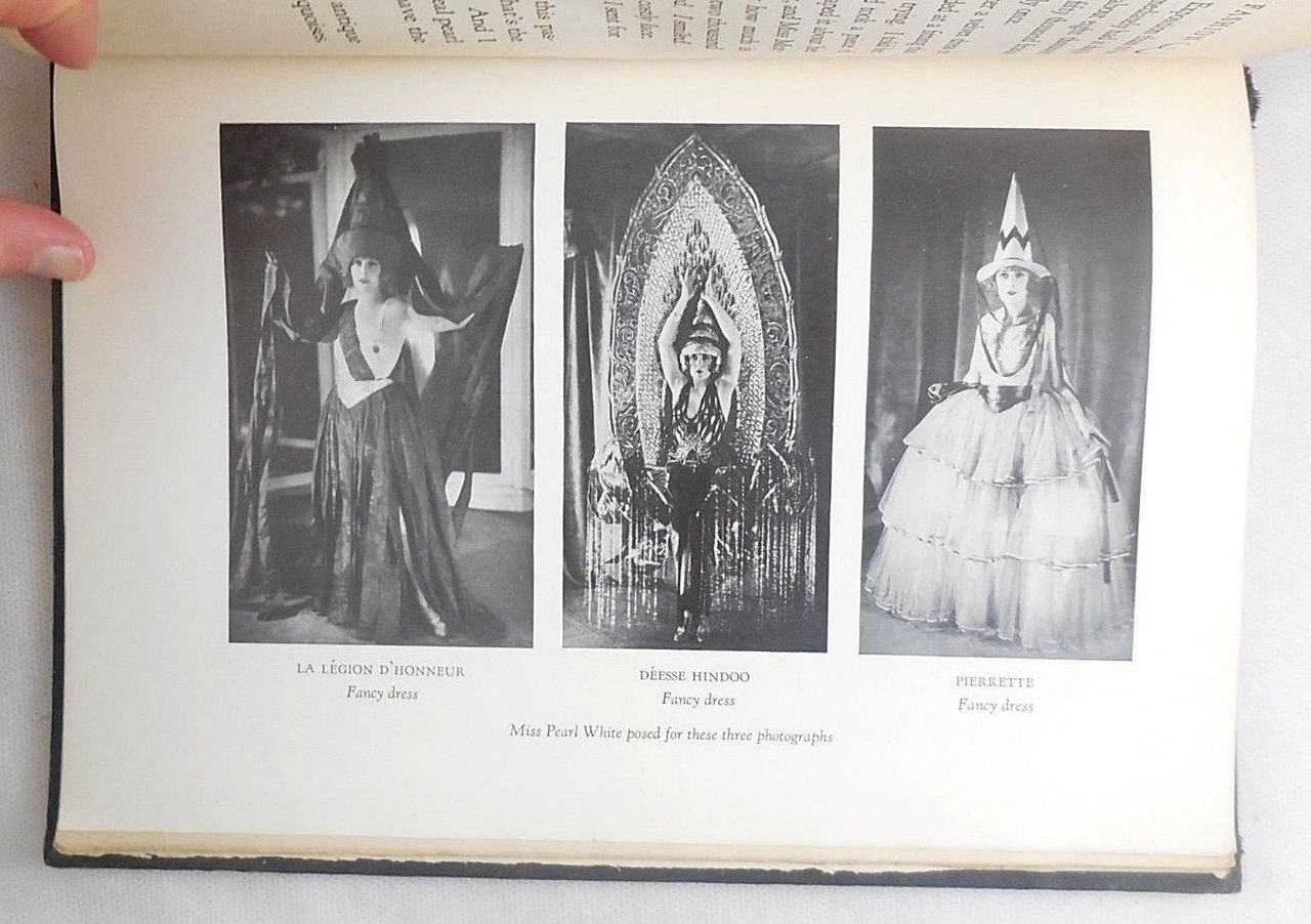 A CENTURY OF FASHION, by Jean Philippe Worth - 1928
