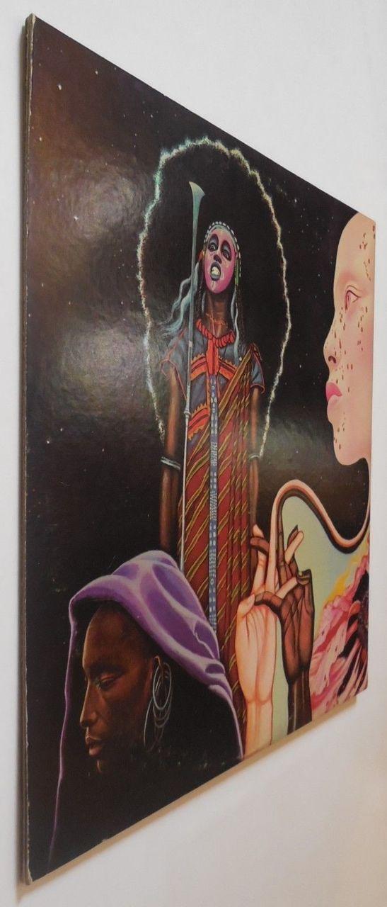 LP: Miles Davis, on BITCHES BREW - c.1970s [double]