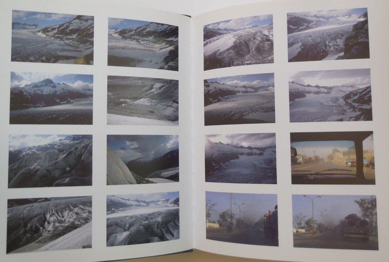 SICHTBARE WELT, by Peter Fischli & David Weiss - 1999