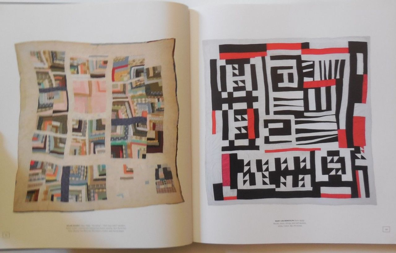 GEE'S BEND: ARCHITECTURE OF THE QUILT, by William Arnett - 2007 [2nd Ed]