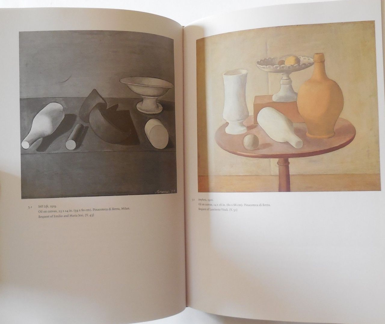 GIORGIO MORANDI: THE ART OF SILENCE, by Janet Abramowicz - 2004