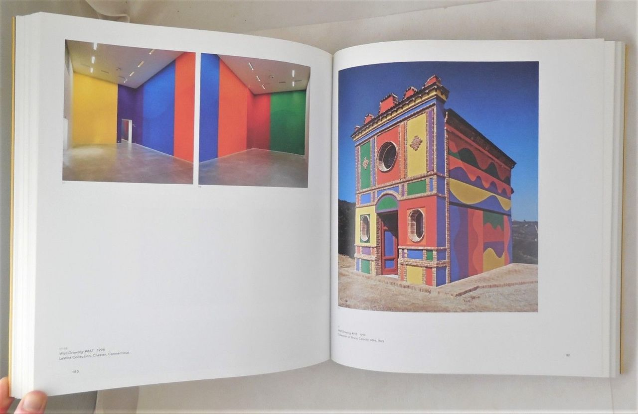 SOL LEWITT: Wall Drawings from 1968 to 2007; and, Colors - 2012