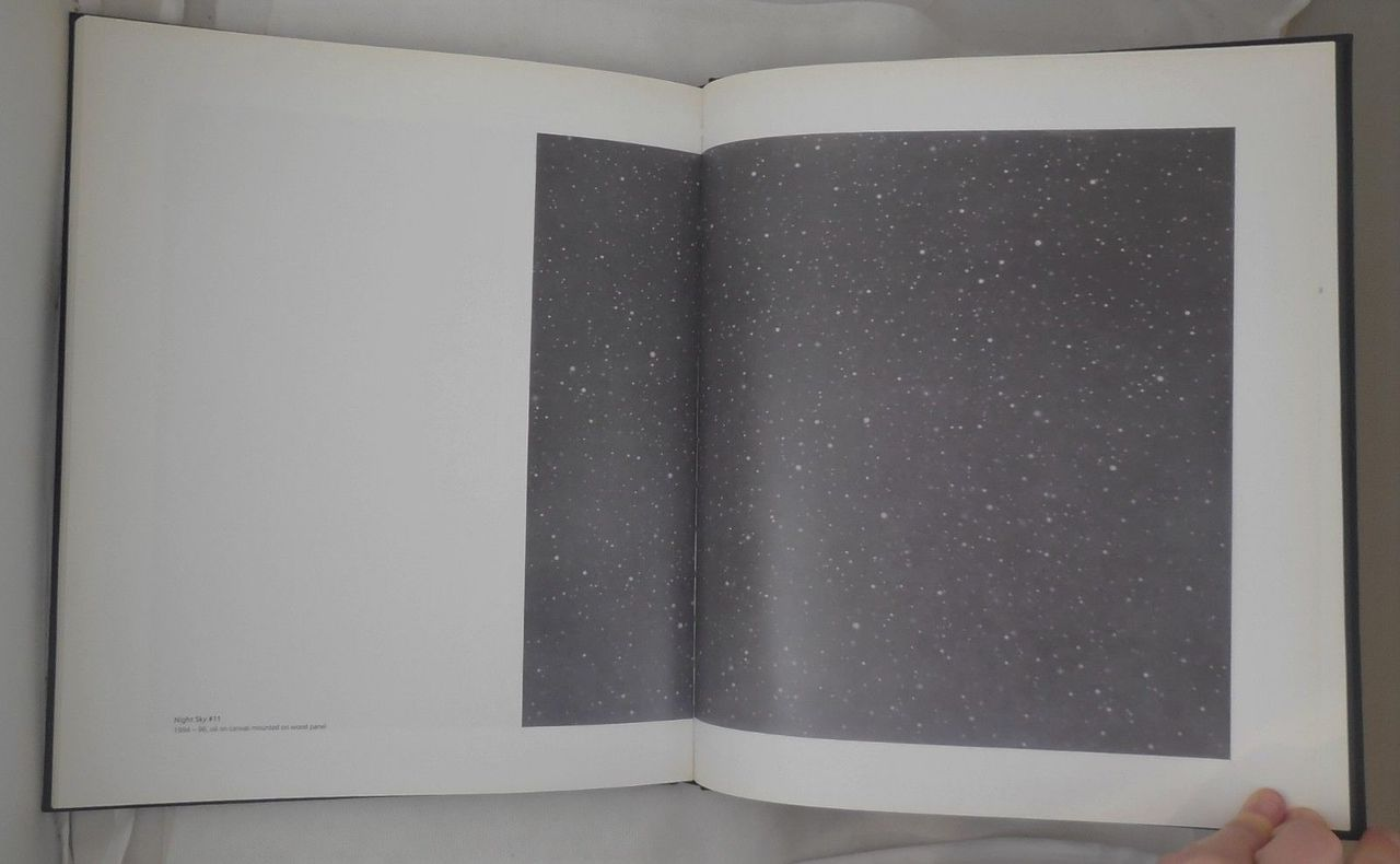 VIJA CELMINS: Works 1964-1996 - [1st Ed] 1997