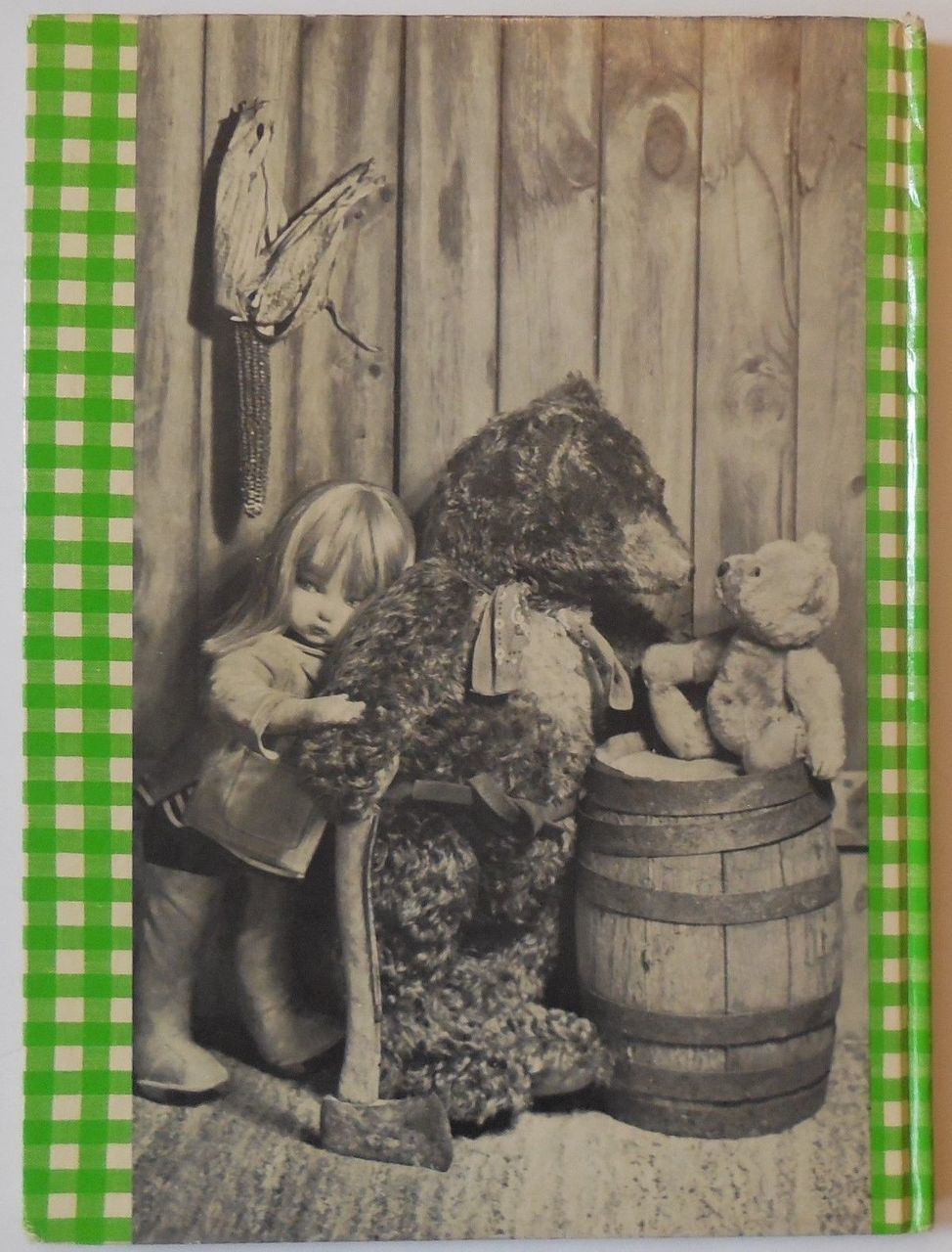 EDITH & BIG BAD BILL: A LONELY DOLL STORY, by Dare Wright - 1968