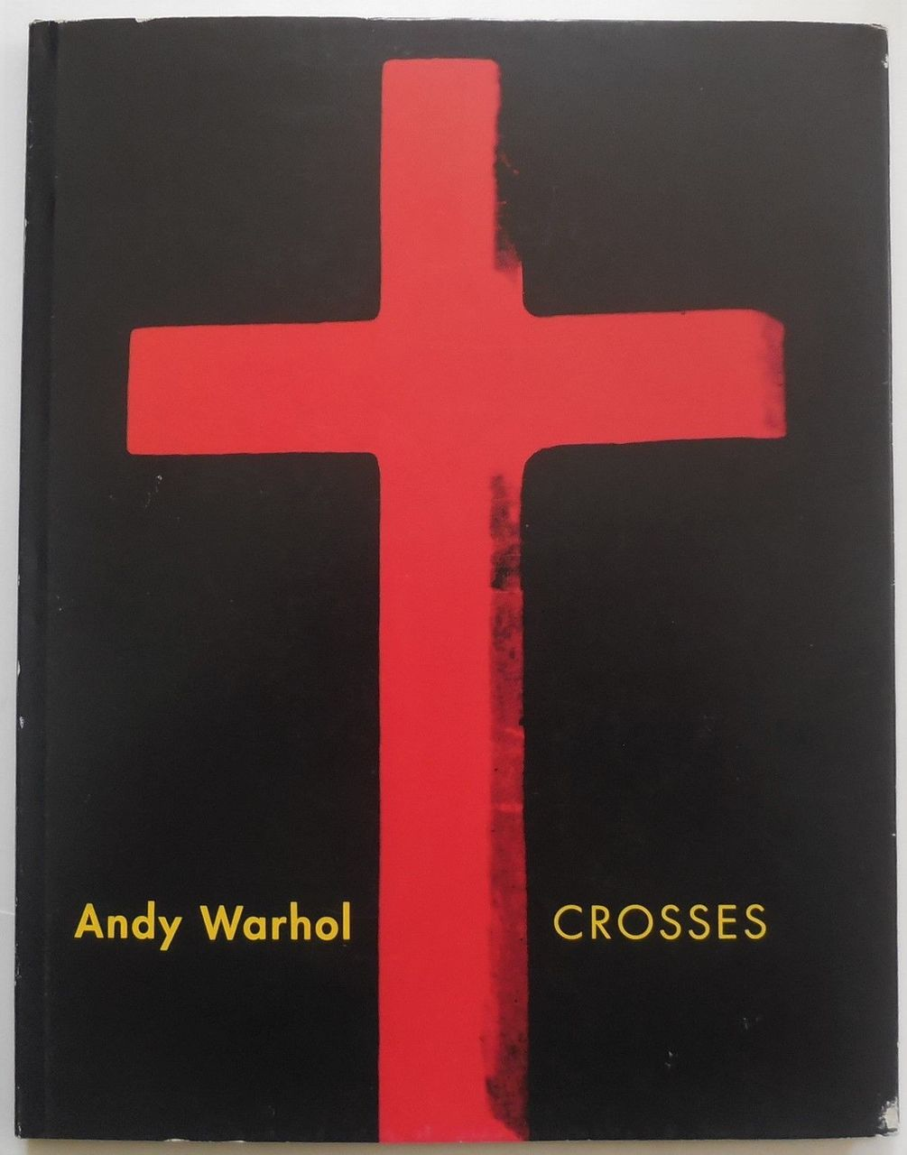 ANDY WARHOL: CROSSES - 1999