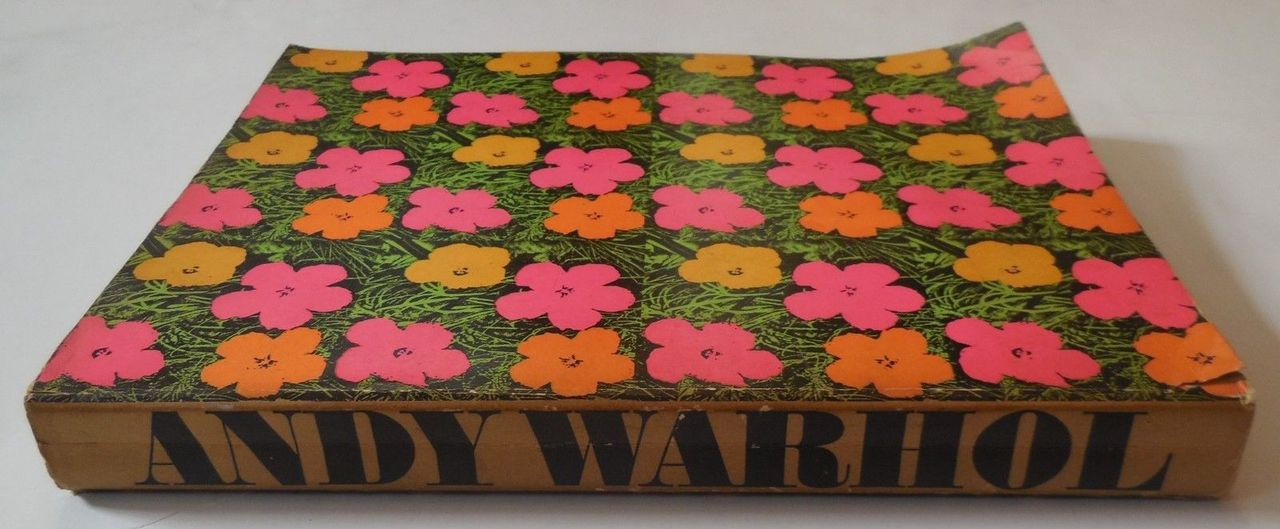 ANDY WARHOL'S STOCKHOLM CATALOGUE - 1969