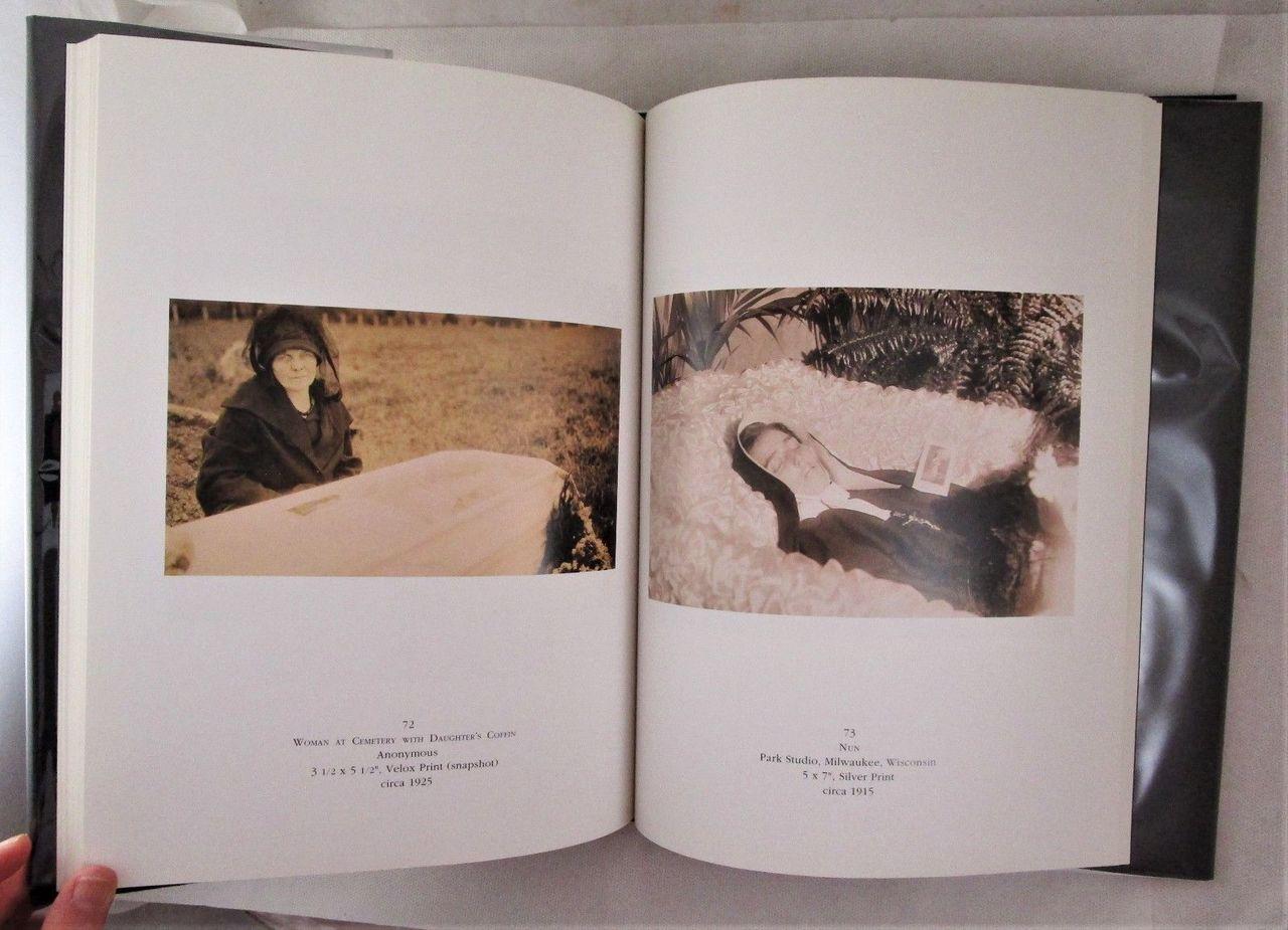 SLEEPING BEAUTY: MEMORIAL PHOTOGRAPHY IN AMERICA, Stanley Burns - 1990 [Ltd Ed]