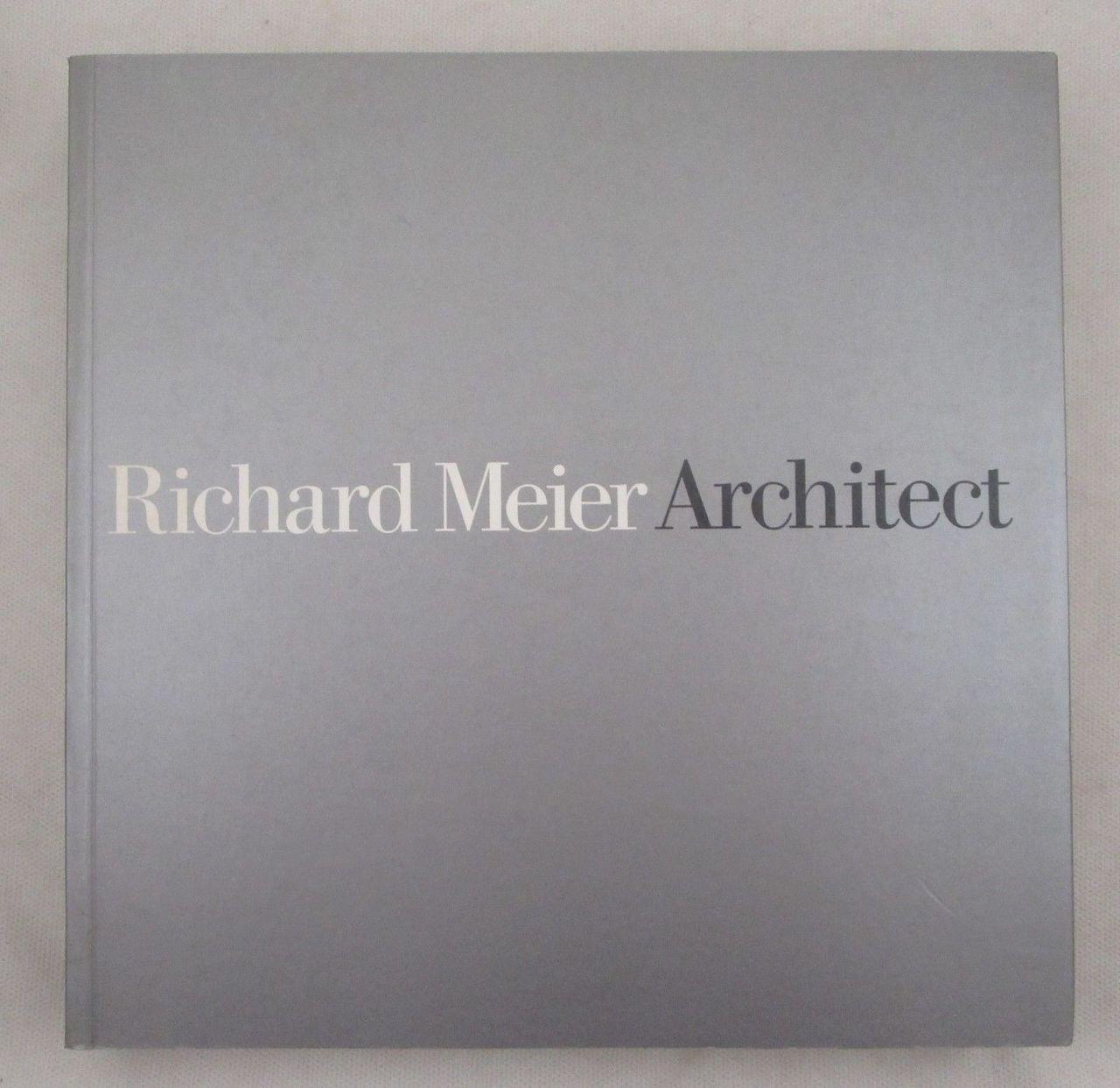 RICHARD MEIER: ARCHITECT, Vol.4 - 2004 [Signed 1st Ed]