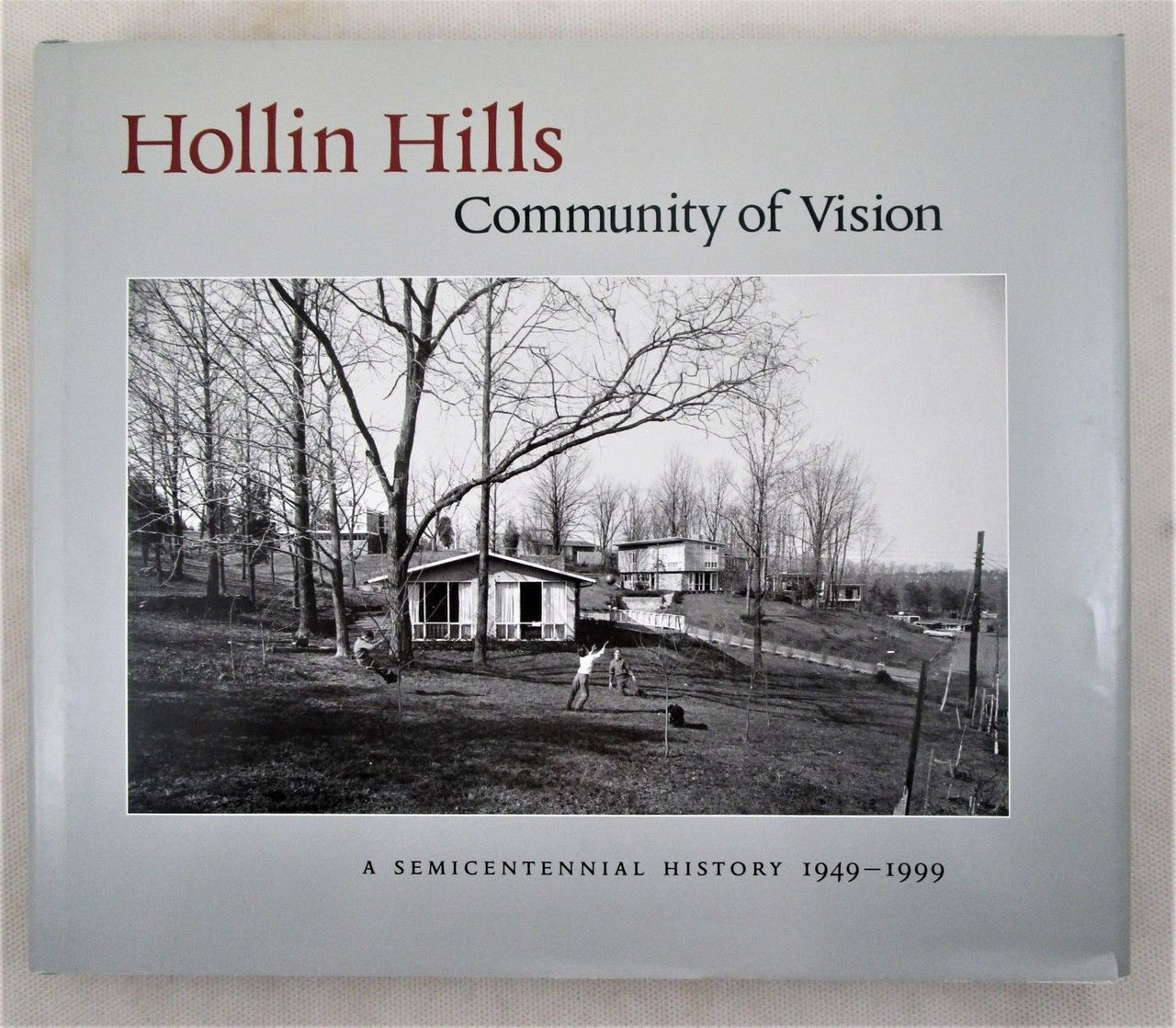 HOLLIN HILLS: COMMUNITY OF VISION - 2000