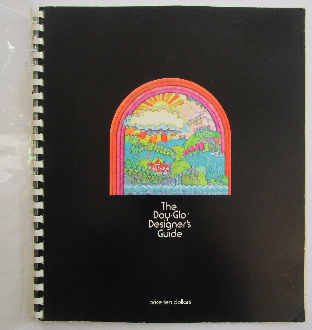 THE DAY-GLO DESIGNERS GUIDE - 1969