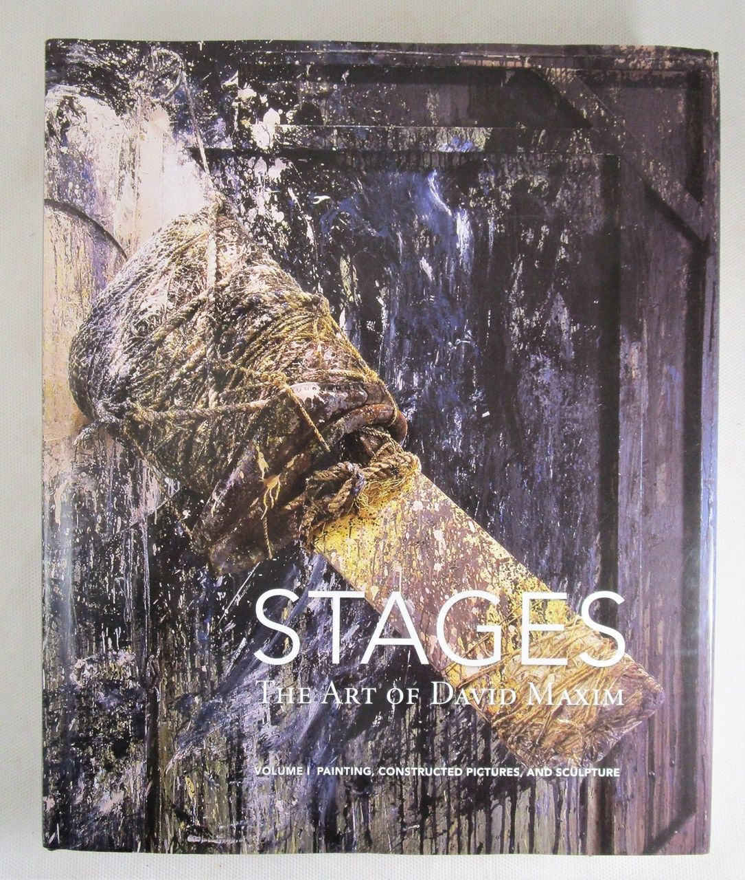 STAGES: THE ART OF DAVID MAXIM - 2014 [Vol 1]