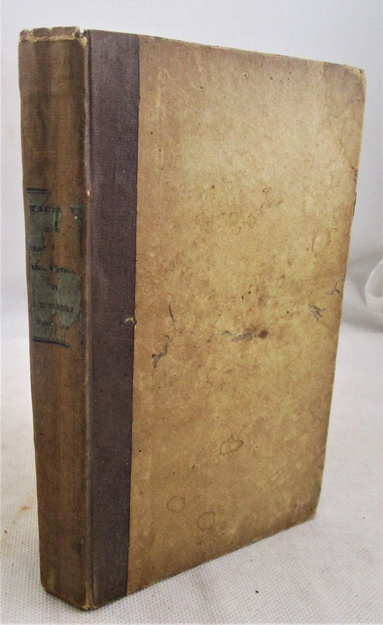 TALES OF THE DEAF AND DUMB, by John R. Burnet - 1835 [1st Ed]