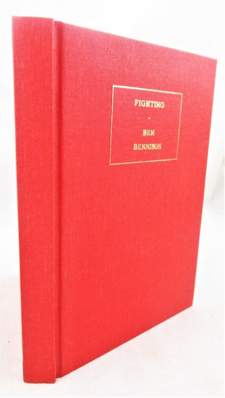 FIGHTING: FAMOUS FIGHTS AND FIGHTERS, by Ben Bennison - 1913
