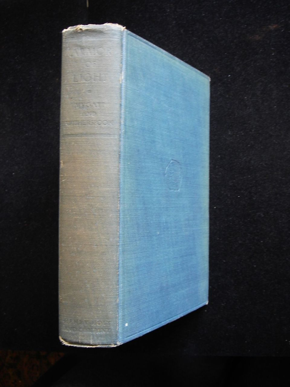 ARMOR OF LIGHT, by Tracy D. Mygatt & Frances Witherspoon -1930 [Signed 1st Ed]