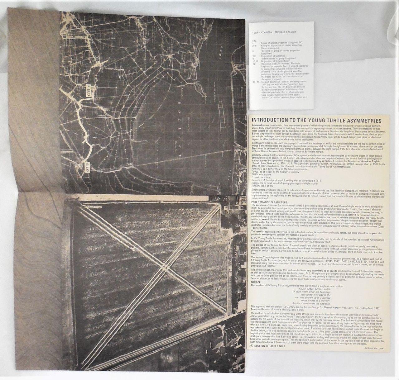 ASPEN Periodical, #8: The Fluxus Issue - 1970