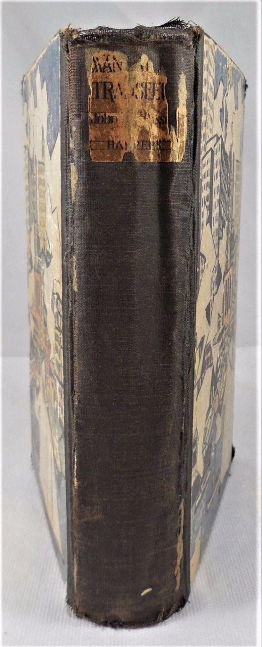 MANHATTAN TRANSFER, by John Dos Passos - 1925 [1st Ed]
